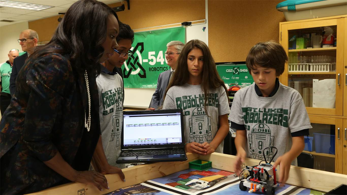 HWCDSB hosts FIRST LEGO League (FLL) Hamilton Qualifier