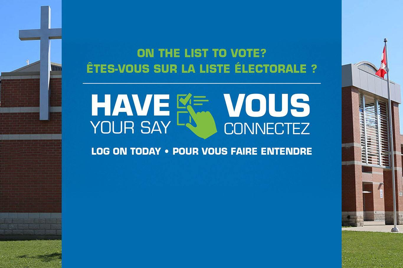 On October 22, cast your vote for your Catholic school trustee