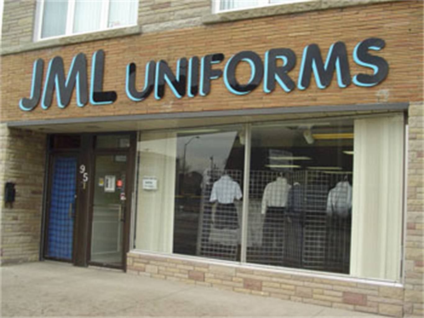 JML Unifroms Weblink